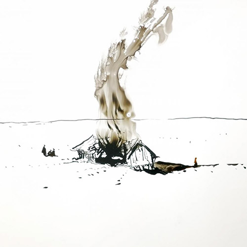 BLAST (FRANCE) - Drifting cover