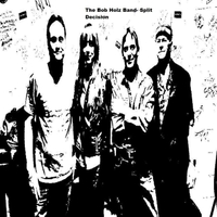 BOB HOLZ - Split Decision cover