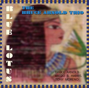 BRUCE ARNOLD - Blue Lotus cover