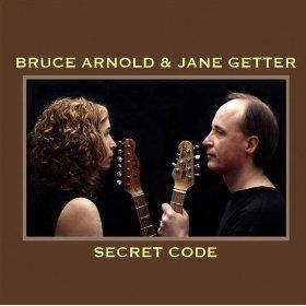 BRUCE ARNOLD - Secret Code cover