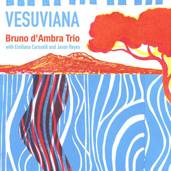 BRUNO D'AMBRA - Vesuviana cover