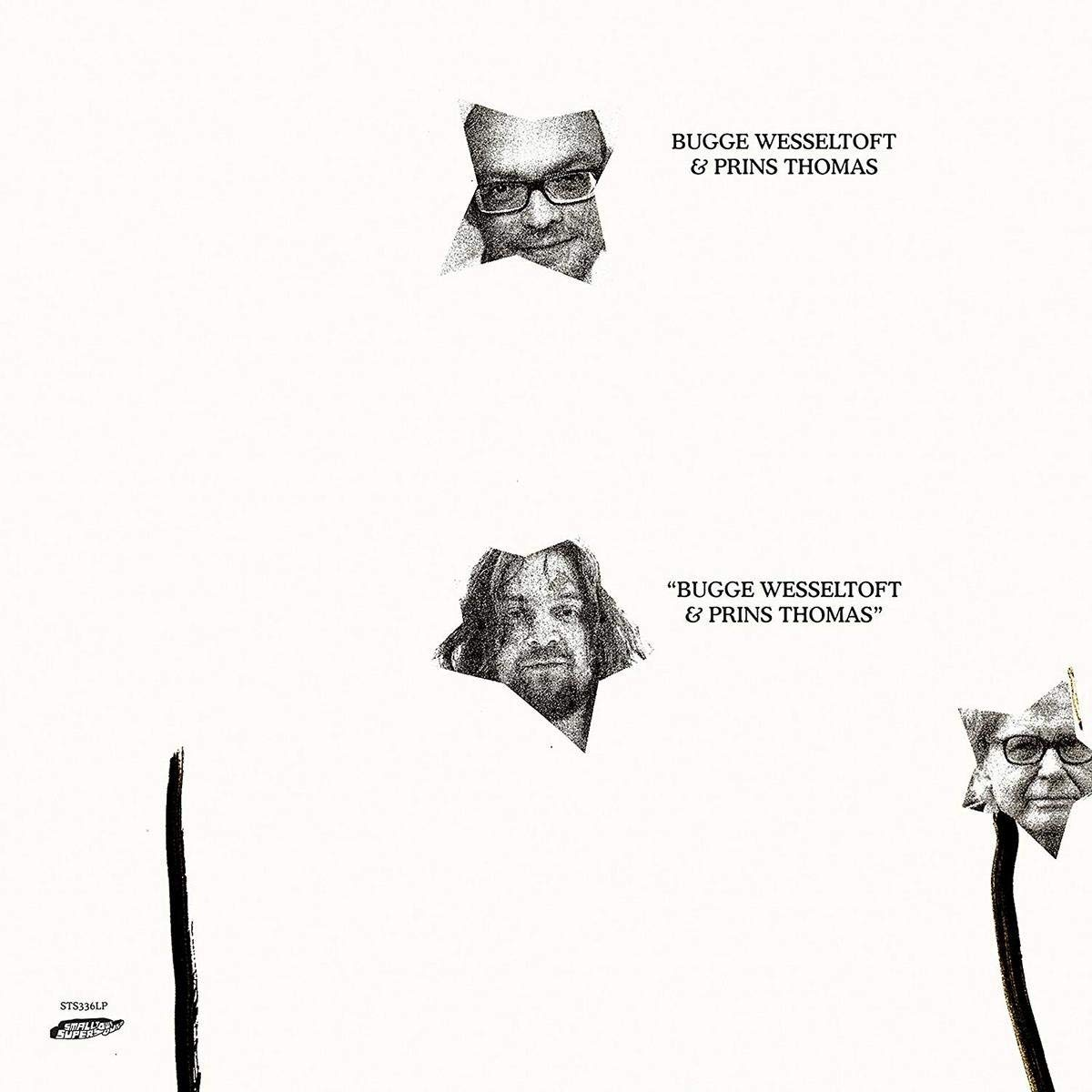 BUGGE WESSELTOFT - Bugge Wesseltoft & Prins Thomas cover