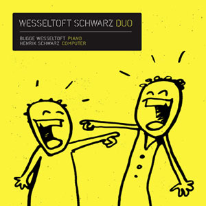 BUGGE WESSELTOFT - Duo (with Henrik Schwarz) cover