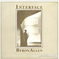 BYRON ALLEN - Interface cover