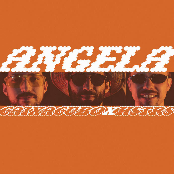 CAIXO CUBO - Angela cover