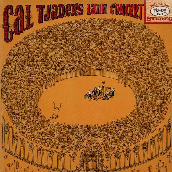 CAL TJADER - Cal Tjader's Latin Concert cover