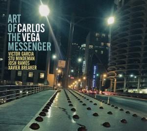 CARLOS VEGA - Art Of The Messenger cover