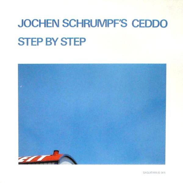 CEDDO - Jochen Schrumpf's Ceddo : Step By Step cover