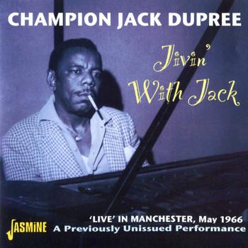 CHAMPION JACK DUPREE - Jivin' With Jack cover