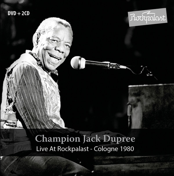 CHAMPION JACK DUPREE - Live At Rockpalast cover