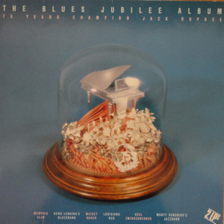 CHAMPION JACK DUPREE - The Blues Jubilee Album cover