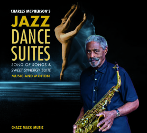 CHARLES MCPHERSON - Jazz Dance Suites cover