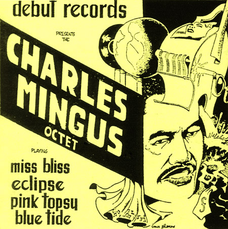 CHARLES MINGUS - Charles Mingus Octet cover