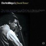 CHARLES MINGUS - Charles Mingus's Finest Hour cover