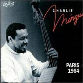 CHARLES MINGUS - Paris 1964 (aka The Bass Player) cover