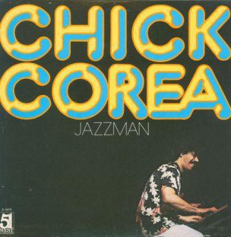 CHICK COREA - Jazzman (aka Chick Corea aka Waltz For Bill Evans) cover