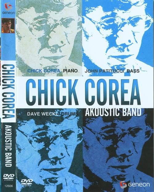 CHICK COREA - Chick Corea Akoustic Band : Munich Klaviersommer 1986 cover