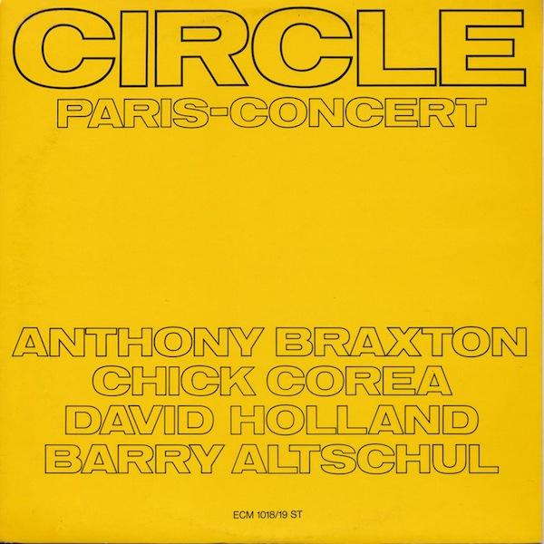 CHICK COREA - Circle: Paris Concert cover