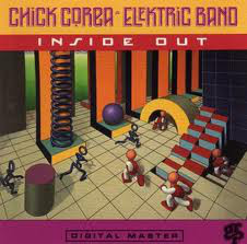 CHICK COREA - Inside Out (CCEB) cover