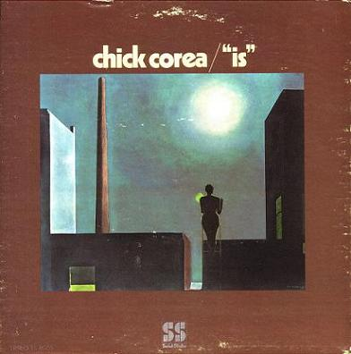 CHICK COREA - Is cover