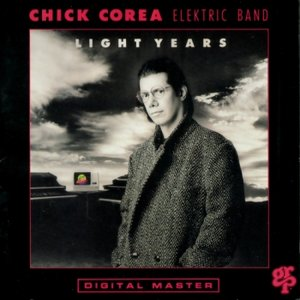 CHICK COREA - Light Years (CCEB) cover