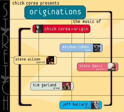 CHICK COREA - Chick Corea Presents Originations cover