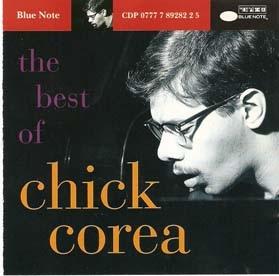 CHICK COREA - The Best of Chick Corea cover