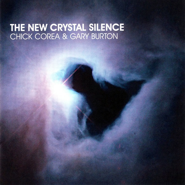 CHICK COREA - The New Crystal Silence cover