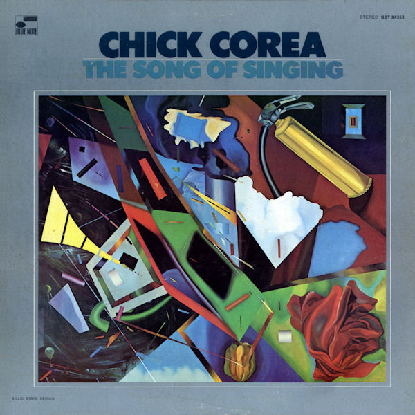 CHICK COREA - The Song of Singing cover