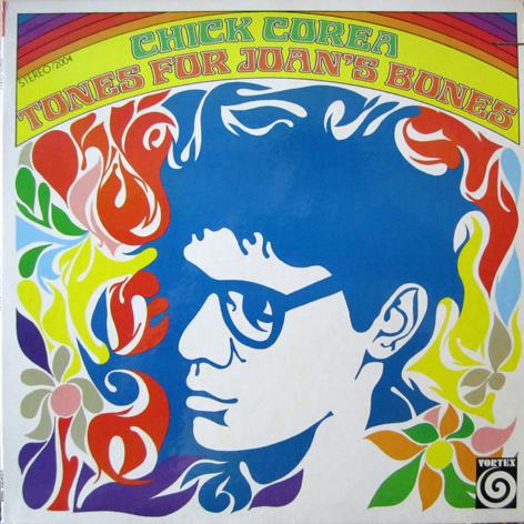 CHICK COREA - Tones for Joan's Bones cover