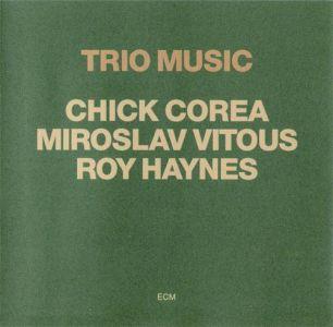 CHICK COREA - Trio Music cover