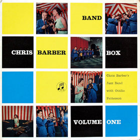 CHRIS BARBER - Band Box Volume One cover