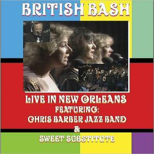 CHRIS BARBER - British Bash: Live in New Orleans cover