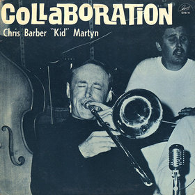 CHRIS BARBER - Collaboration cover