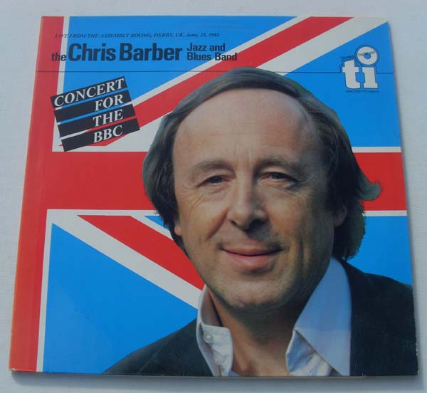 CHRIS BARBER - Concert For The BBC cover