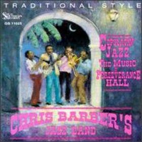 CHRIS BARBER - Copulatin Jazz cover