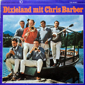 CHRIS BARBER - Dixieland Mit Chris Barber cover