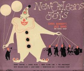 CHRIS BARBER - New Orleans Joys cover