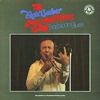 CHRIS BARBER - The Chris Barber Jazz And Blues Band - Barbican Blues cover