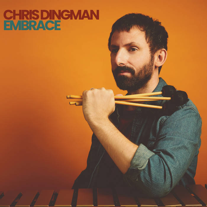 CHRIS DINGMAN - Embrace cover