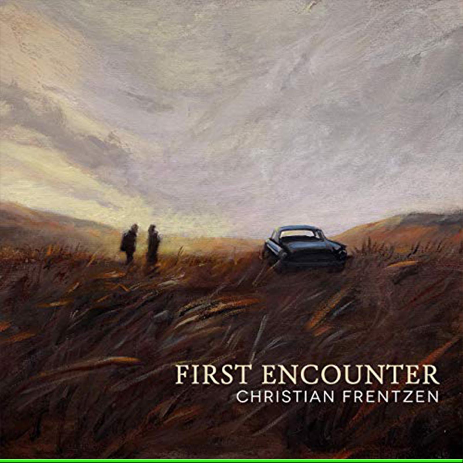 CHRISTIAN FRENTZEN - First Encounter cover