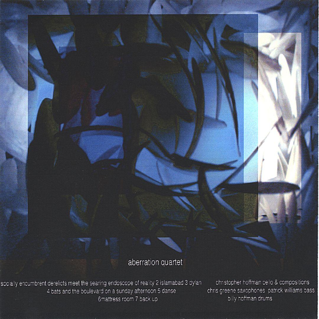 CHRISTOPHER HOFFMAN - Aberration Quartet cover
