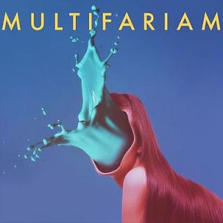 CHRISTOPHER HOFFMAN - Multifariam cover