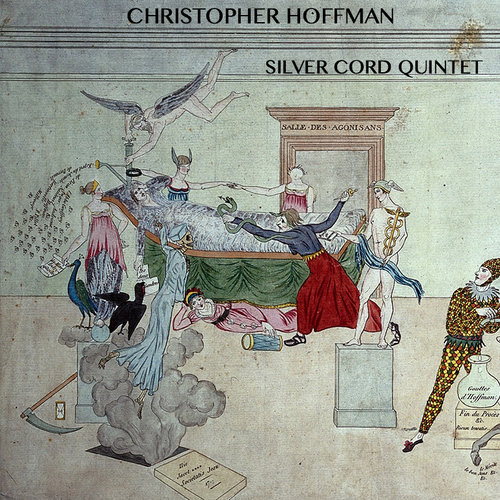 CHRISTOPHER HOFFMAN - Silver Cord Quintet cover