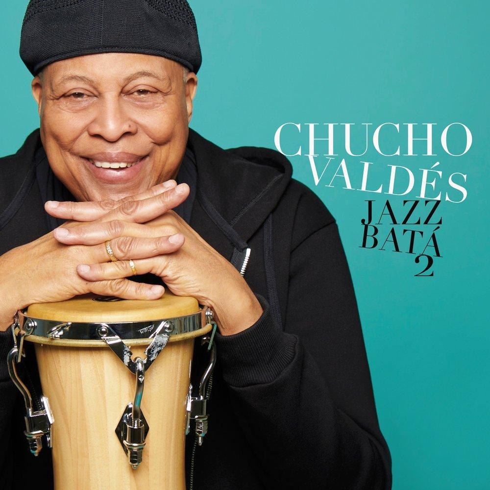 CHUCHO VALDÉS - Jazz Batá 2 cover