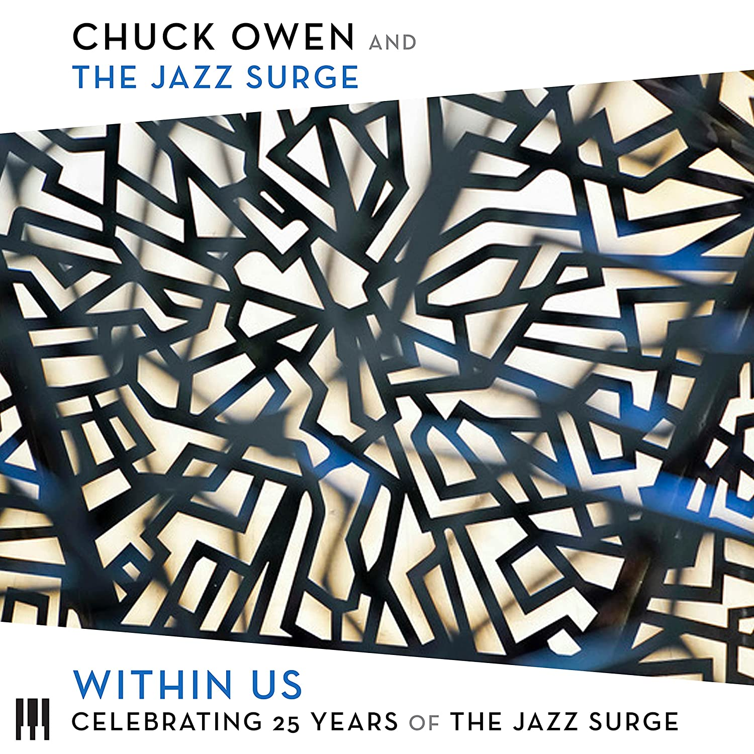 CHUCK OWEN - Within Us : Celebrating 25 Years Of The Jazz Surge cover