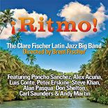 CLARE FISCHER - The Clare Fischer Latin Jazz Big Band : ¡Ritmo! cover
