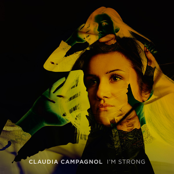 CLAUDIA CAMPAGNOL - Im Strong cover