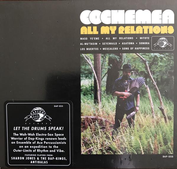 COCHEMEA (COCHEMEA GASTELUM) - All My Relations cover