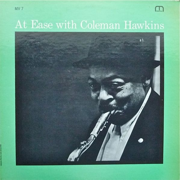 COLEMAN HAWKINS - At Ease With Coleman Hawkins cover